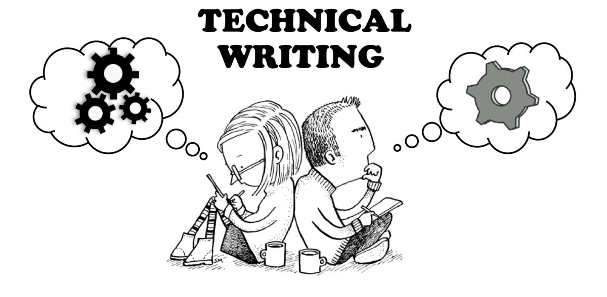 Копирайтер (автор) который пишет о технике