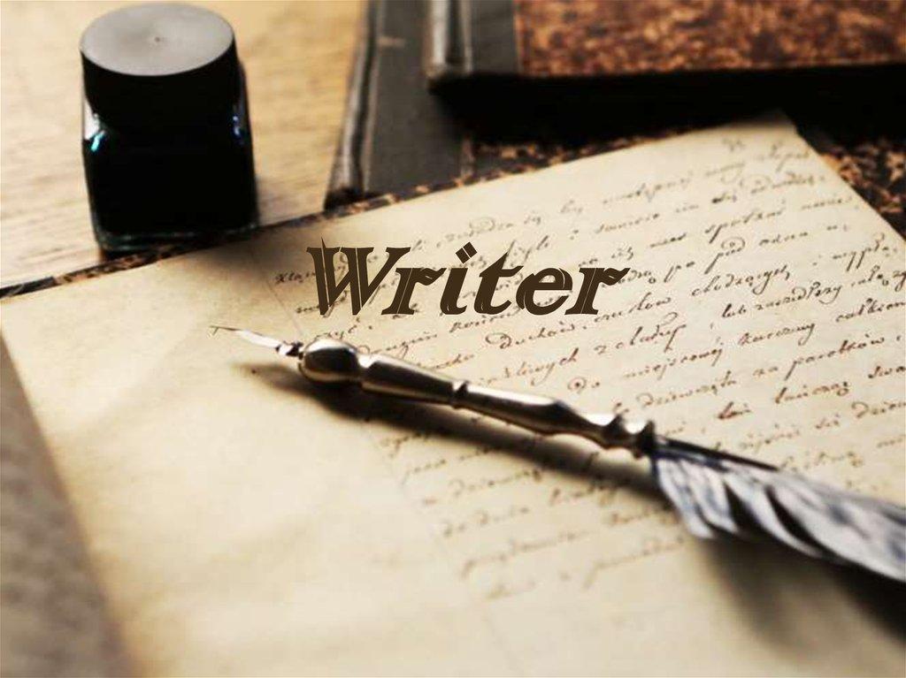 Писатель, копирайтер, контент-менеджер, журналист — в чем разница?