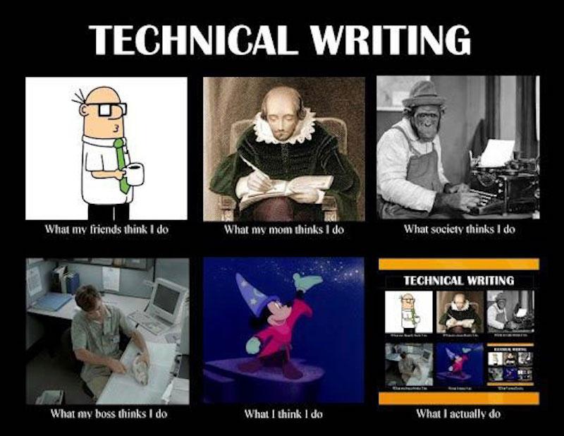 Кто такой технический писатель и где его найти