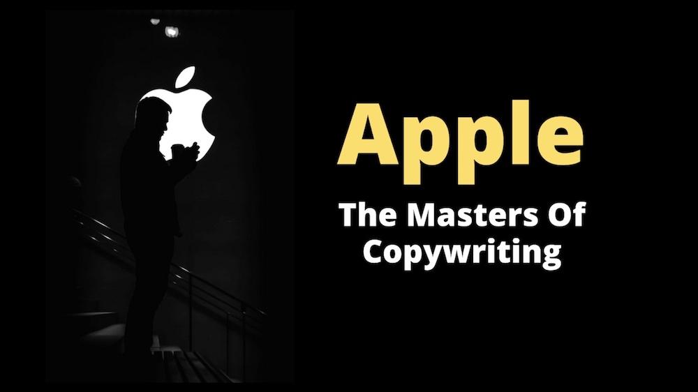 Apple копирайтинг